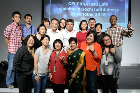 CES celebrates Steve and Ratha at 60