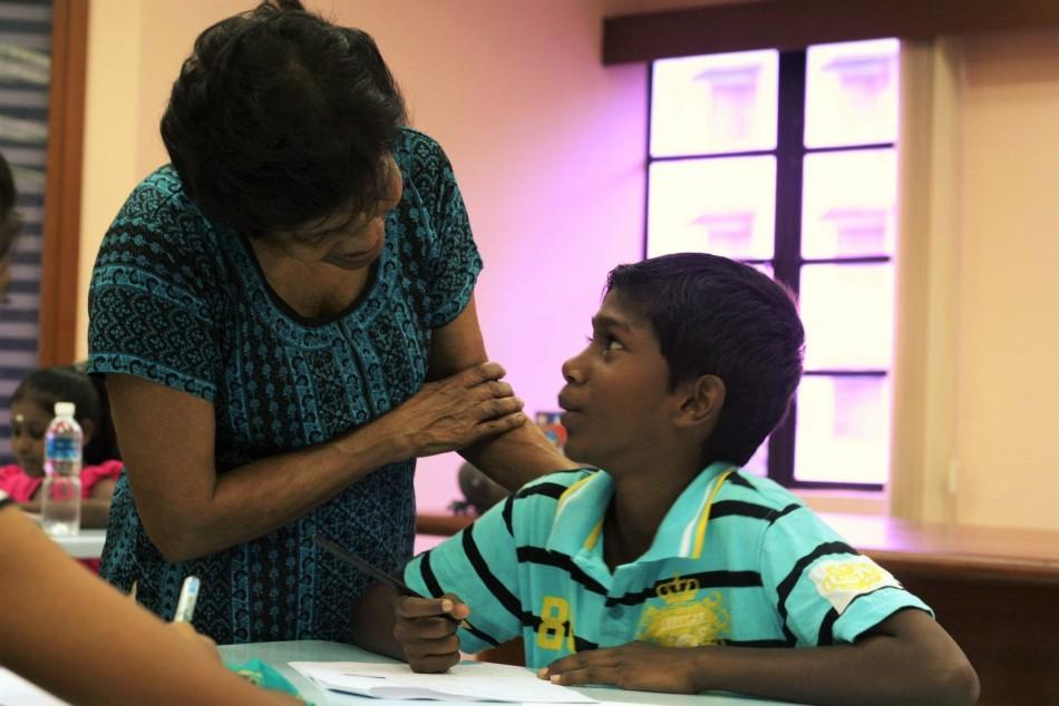 Preparing children for the world through English