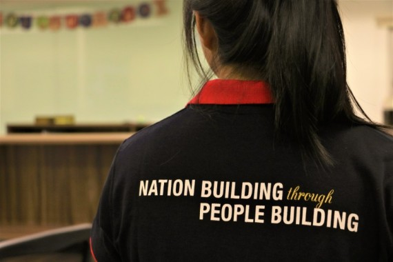 People-building Matters